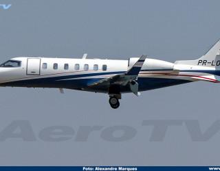 AeroTv - Learjet 40XR PR-LOU