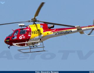 AeroTv - Helibras AS350 Esquilo PT-SUS