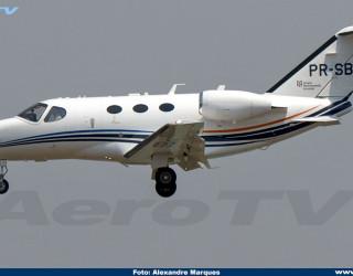 AeroTv - Cessna Citation Mustang PR-SBH