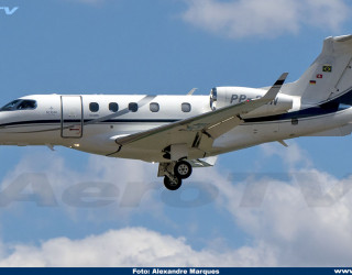 AeroTv - Embraer Phenom 300 PP-SCN