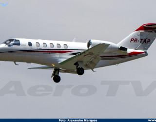 AeroTv - Cessna CitationJet CJ2 PR-TAP