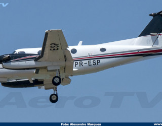 AeroTv - Beech B200GT Super King Air PR-ESP