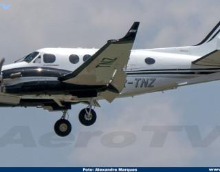 AeroTv - Beech King Air C90GTx PR-TNZ