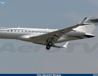 AeroTv - Global 6000 PT-RBZ