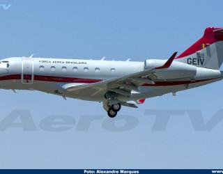 AeroTv - Embraer Legacy 500 FAB3604