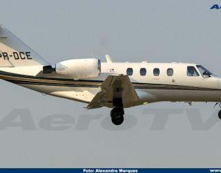 AeroTv - Cessna Citation Jet CJ1+ PR-DCE