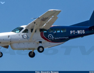 AeroTv - Cessna 208 Caravan PT-WOS