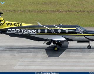 AeroTv - Pilatus PC-12 PR-OTK