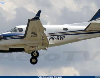 AeroTv - Beech C90GTi King Air PR-RVP