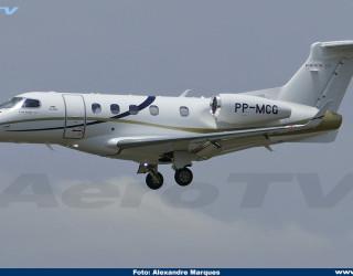 AeroTv - Embraer Phenom 300 PP-MCG