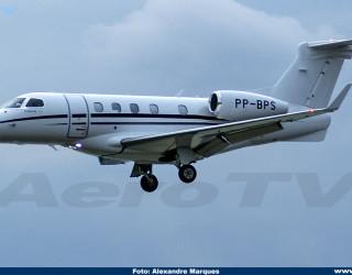 AeroTv - Embraer Phenom 300 PP-BPS