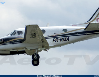 AeroTv - Beech C90B King Air PR-RMA