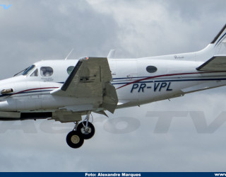 AeroTv - Beech C90 King Air PR-VPL