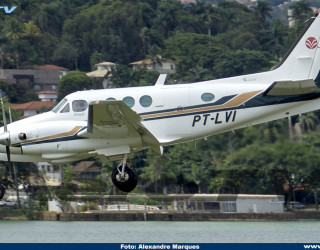 AeroTv - Beech 90 King Air PT-LVI
