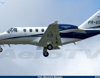 AeroTv - Cessna 525 Citation M2 PR-EDT