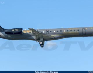 AeroTv - Embraer 145 PR-PFN