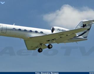 AeroTv -  Gulf G-IV PS-GUS