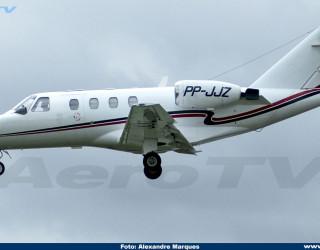 AeroTv - Cessna 525 Citation CJ1 PP-JJZ