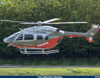 AeroTv - EC145 PR-EKN