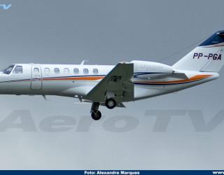 AeroTv - Cessna 525B Citation CJ3 PP-PGA