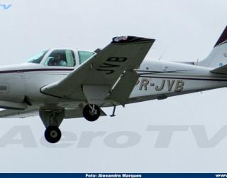 AeroTv - Beech Bonanza A36 PR-JVB