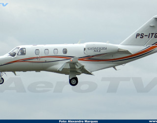 AeroTv - Cessna 525 Citation M2 PS-ITG
