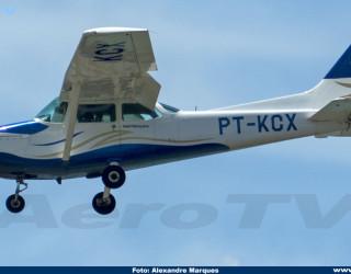 AeroTv - Cessna 172M PT-KCX