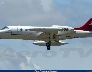 AeroTv - Learjet 35A PT-LOE