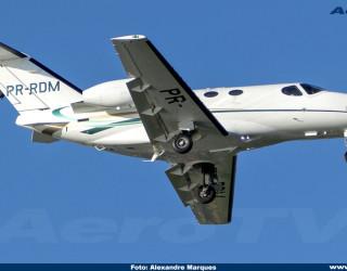 AeroTv - Cessna 510 Citation Mustang PR-RDM