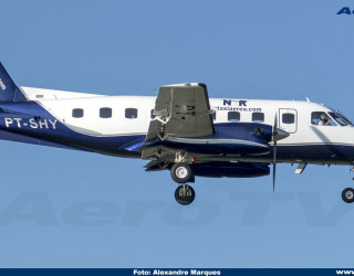 AeroTv - Embraer EMB-110 PT-SHY