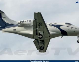AeroTv - Embraer Phenom 100 PR-FIL