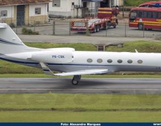 AeroTv - Gulf G450 PR-CBK