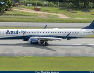 AeroTv - Embraer 195 PR-AXA