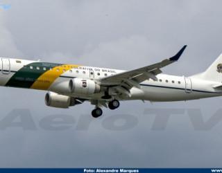 AeroTv - Embraer 190 VC-2 FAB2591