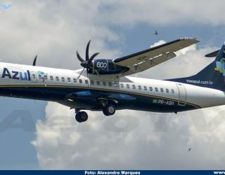 AeroTv - ATR 72-600 Azul PR-AQH