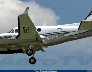 AeroTv - Beech C90A King Air PR-FSZ
