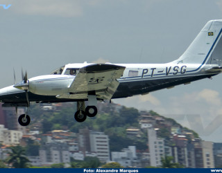 AeroTv - Piper PA-34 Seneca PT-VSG