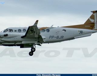 AeroTv - Super King Air 350 PP-BJR
