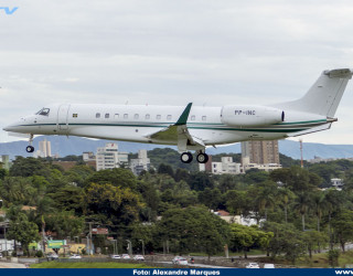 AeroTv - Embraer Legacy 650 PP-INC