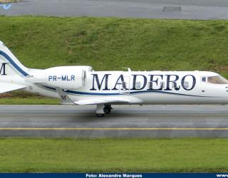 AeroTv -  Learjet 60 PR-MLR