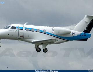 AeroTv - Embraer Phenom 100 PP-JJB