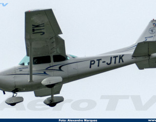 AeroTv - Cessna 172M Skyhawk PT-JTK