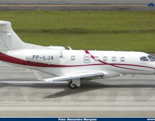 AeroTv - Embraer Phenom 300 PP-LJA
