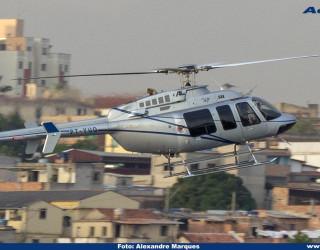 AeroTv - Bell 407 PT-YUQ