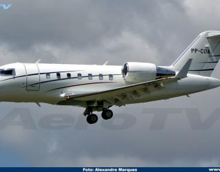 AeroTv - Canadair CL-605 PP-COA