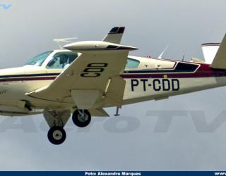 AeroTv - Beech S35 Bonanza PT-CDD