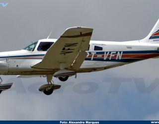 AeroTv - Embraer EMB-720 Minuano PT-VFN