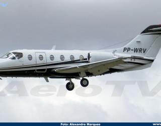 AeroTv - Beech 400A PP-WRV