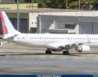 AeroTv - Embraer ERJ-195 PR-AYO Azul