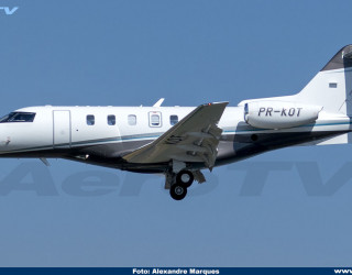 AeroTv - Pilatus PC-24 PR-KOT